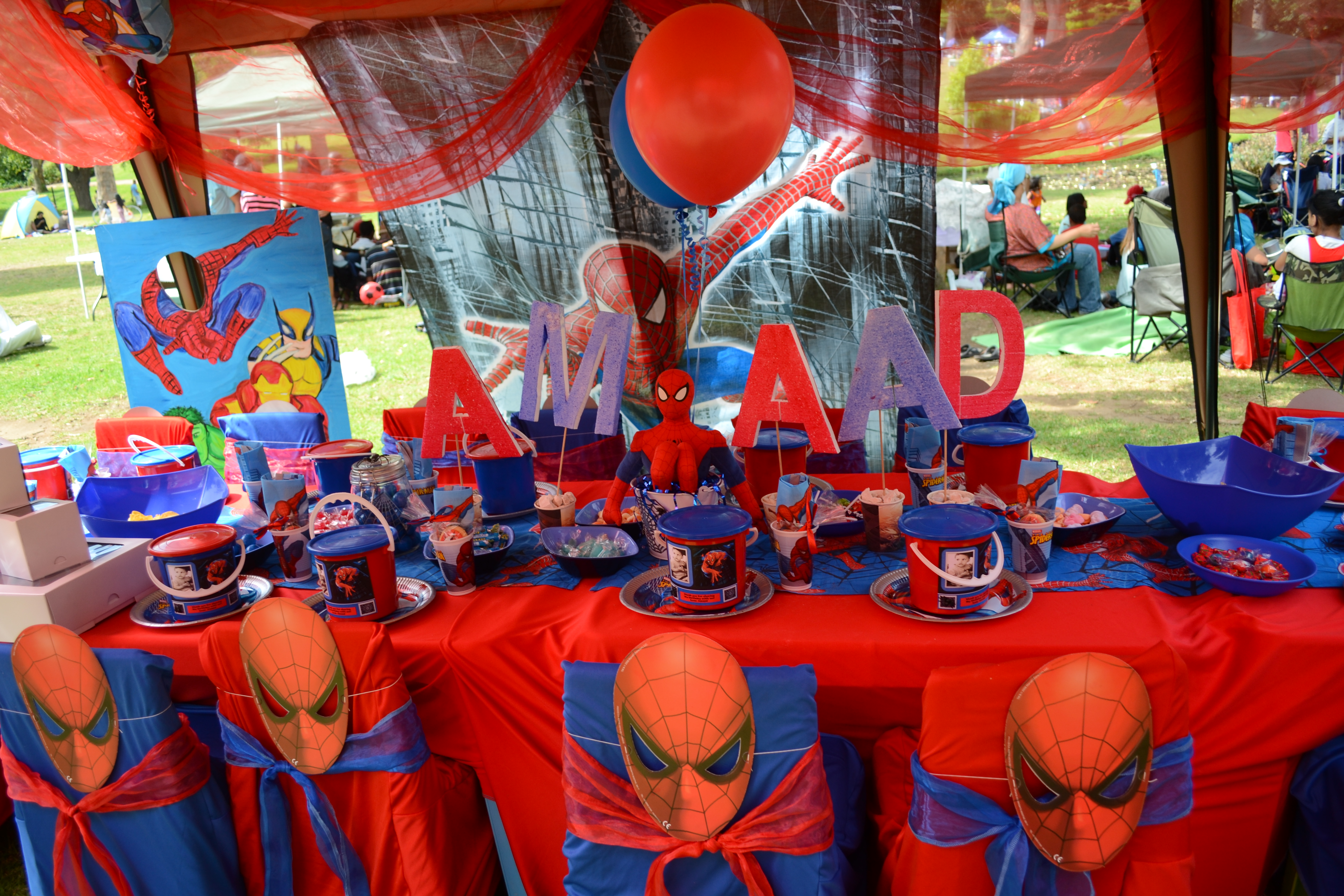 Kids Themed Parties